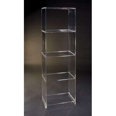 Current Bookcases Ideas: Furniture And Home Decor With Acrylic Bookcase Inside Acrylic Bookcases (View 9 of 15)