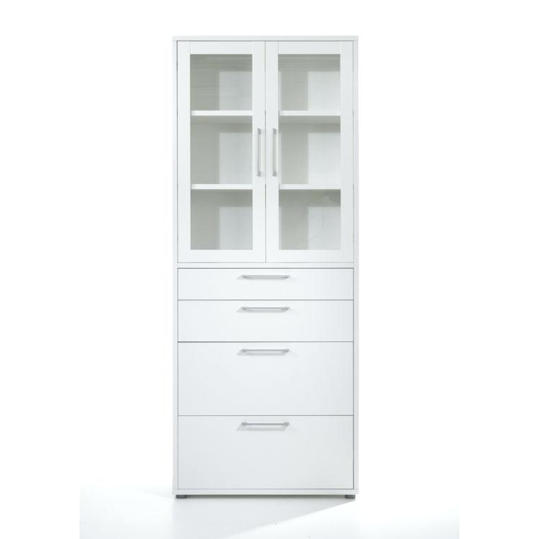 Current Bookcases With Drawers Within White Bookcases With Doors New Bookcases With Doors White (View 8 of 15)