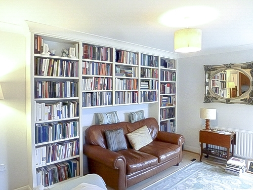 Current Built In Bookcases For Your Book Collection With Regard To Fitted Bookcases (View 3 of 15)