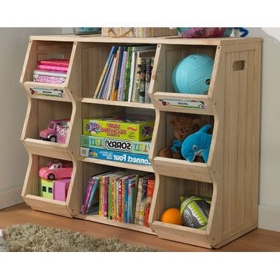Current Childrens Bookcases Inside Cubbies And Book Storage (View 8 of 15)