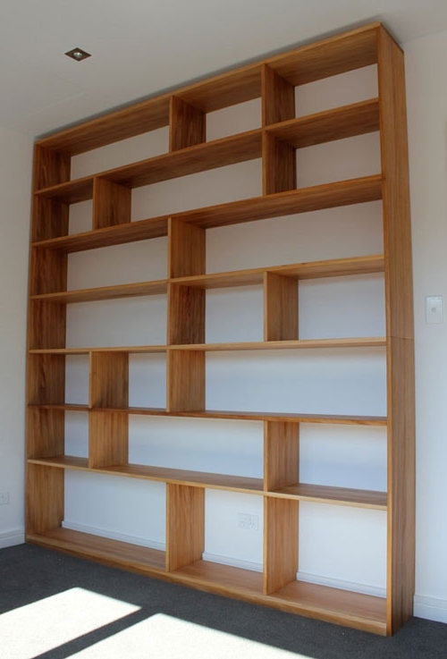 Current Custom Made Bookshelves Timber Sydney Nathaniel Grey My House 17 With Regard To Custom Made Bookshelves (View 12 of 15)