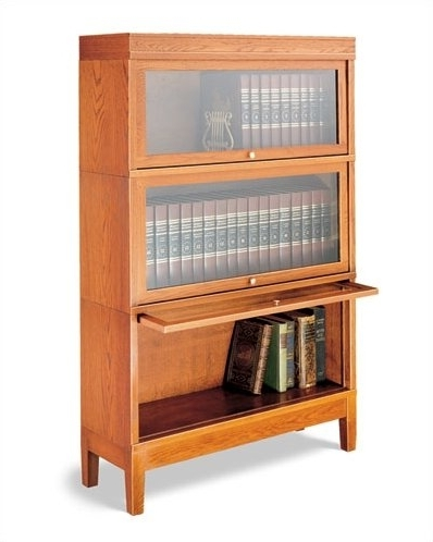 Current Hale Bookcases 800 Sectional Series Deep Barrister Bookcase Within Barrister Bookcases (View 10 of 15)