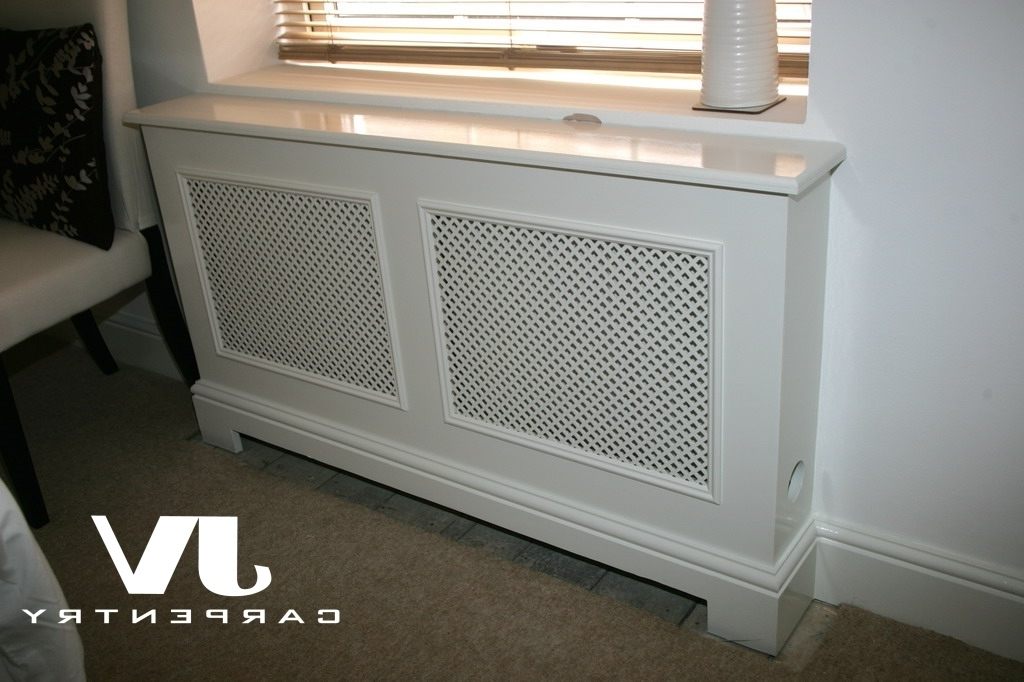 Current Radiator Cupboards Pertaining To Bespoke Radiator Covers (View 4 of 15)