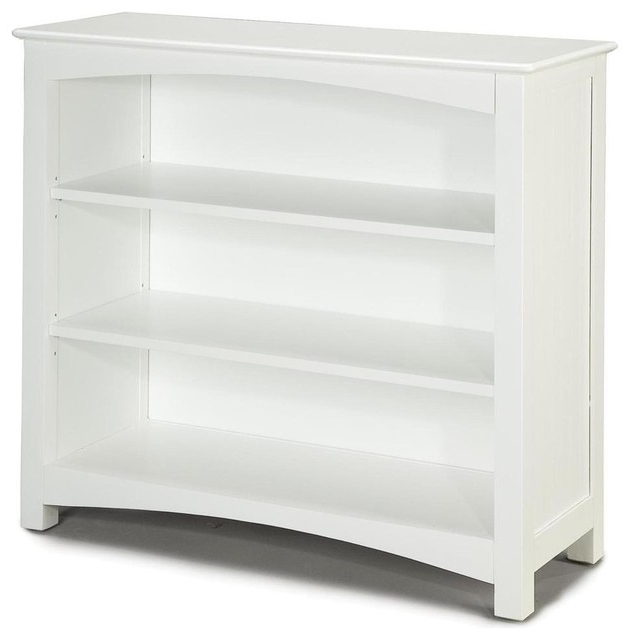 Current Small White Bookcases Pertaining To Small Bookcase White Small Bookcases For Small Spaces Small White (View 4 of 15)