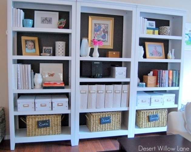 Featured Photo of Threshold Carson 5 Shelf Bookcases
