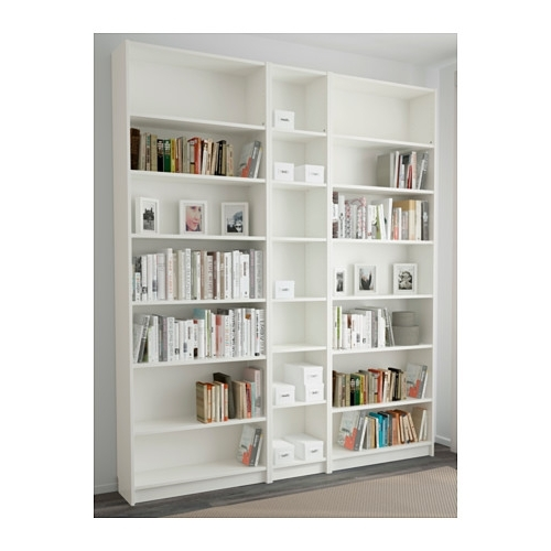 Current White Billy Bookcases Inside Billy Bookcase – White – Ikea (View 3 of 15)