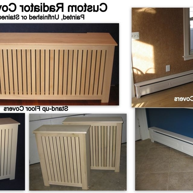Custom Baseboard Radiator Coverwoodwright Innovations Throughout Recent Radiator Cover Tv Stand (View 3 of 15)
