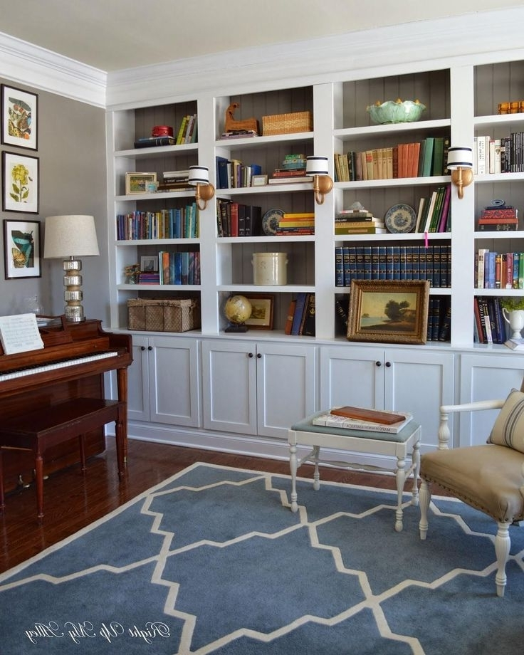 15 Best Collection Of Custom Made Bookshelves