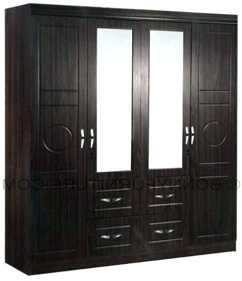 Dark Wood Wardrobes In Most Current Dark Wood Wardrobe Reclaimed Dark Wood Wardrobe Reclaimed Wood (Gallery 15 of 15)