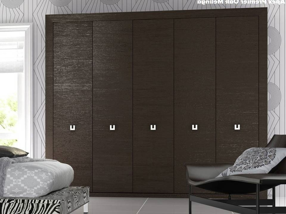 Dark Wood Wardrobes With Regard To Most Recently Released Black Wood Wardrobe Awesome Dark Wood Wardrobes Black Fitted (View 6 of 15)