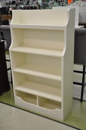Delightful White Bookcases Home Office Furniture Furniture The In Regarding Favorite Off White Bookcases (View 4 of 15)
