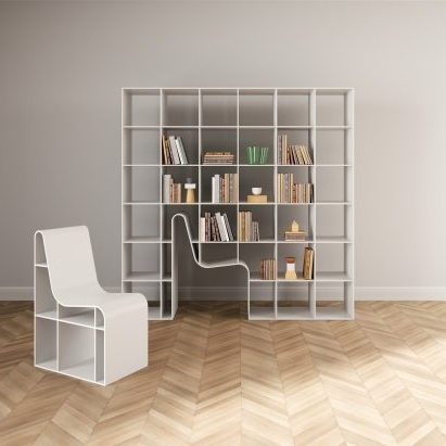 Design A Bookcases Intended For Latest Bookcase Design (Gallery 4 of 15)