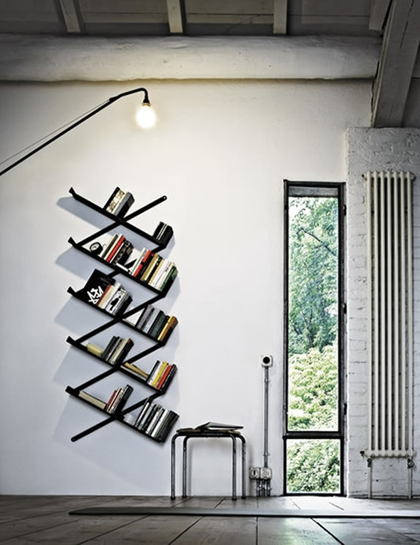 Design Ideas Within Well Known Design A Bookcases (View 5 of 15)