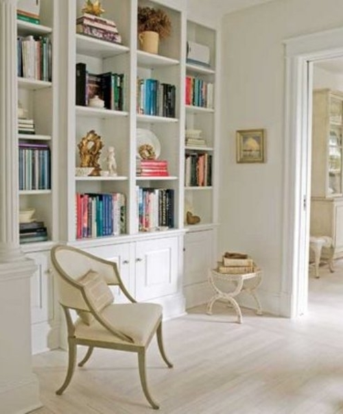 Design Shuffle Guest Post: Stylish Bookcases (View 7 of 15)