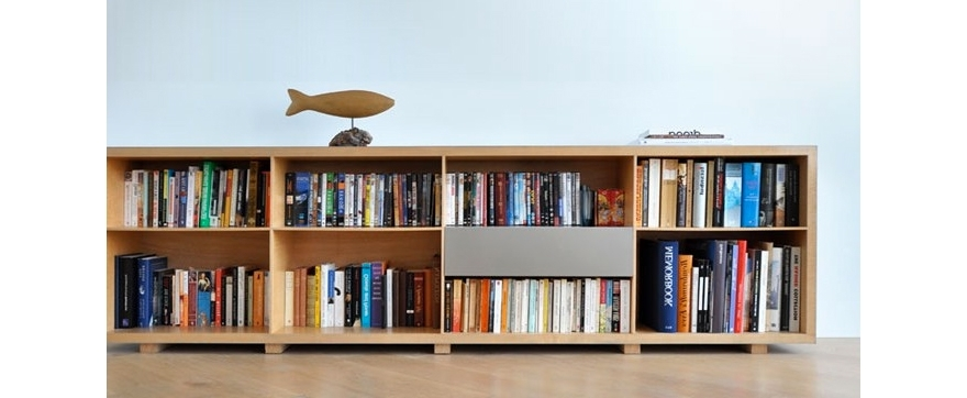 Featured Photo of Long Low Bookcases