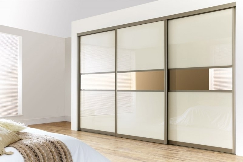 Discount Wardrobe Awesome Discount Sliding Wardrobe Doors Curved With Best And Newest Curved Wardrobe Doors (View 3 of 15)