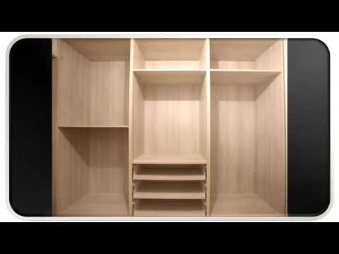 Diy Bedroom Cupboards – Youtube For Preferred Cupboards (View 7 of 15)