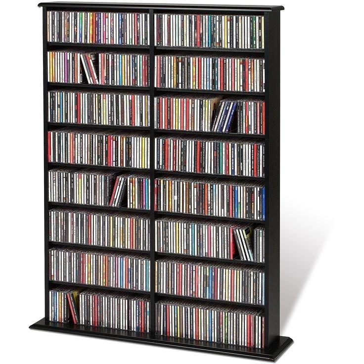 Diy Dvd Shelves, Dvd Inside Dvd Bookcases (Gallery 15 of 15)