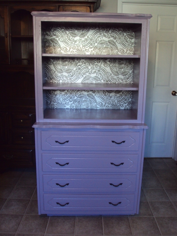 Diy Furniture Pertaining To Best And Newest Bookshelves Drawer Combination (View 6 of 15)
