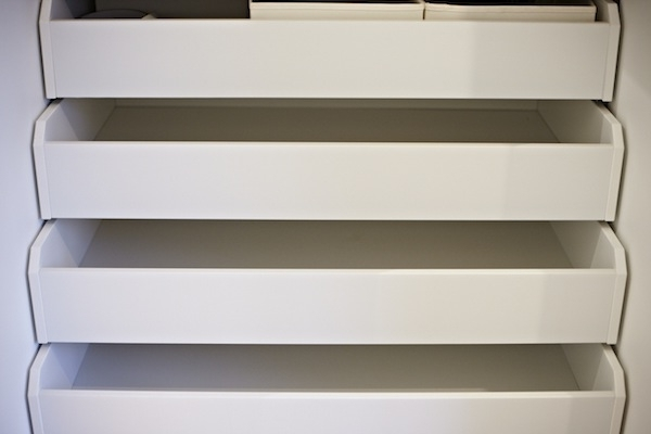 Drawers For Fitted Wardrobes Within Fashionable Our Work – Paul White Carpentrypaul White Carpentry (Gallery 13 of 15)