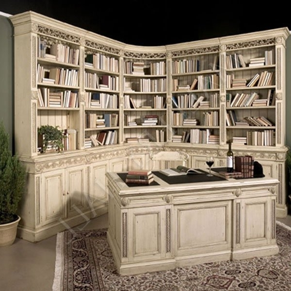 Extra Large Corner Bookcase : Mallery Hall – Fine Custom Within Most Up To Date Extra Large Bookcases (View 11 of 15)
