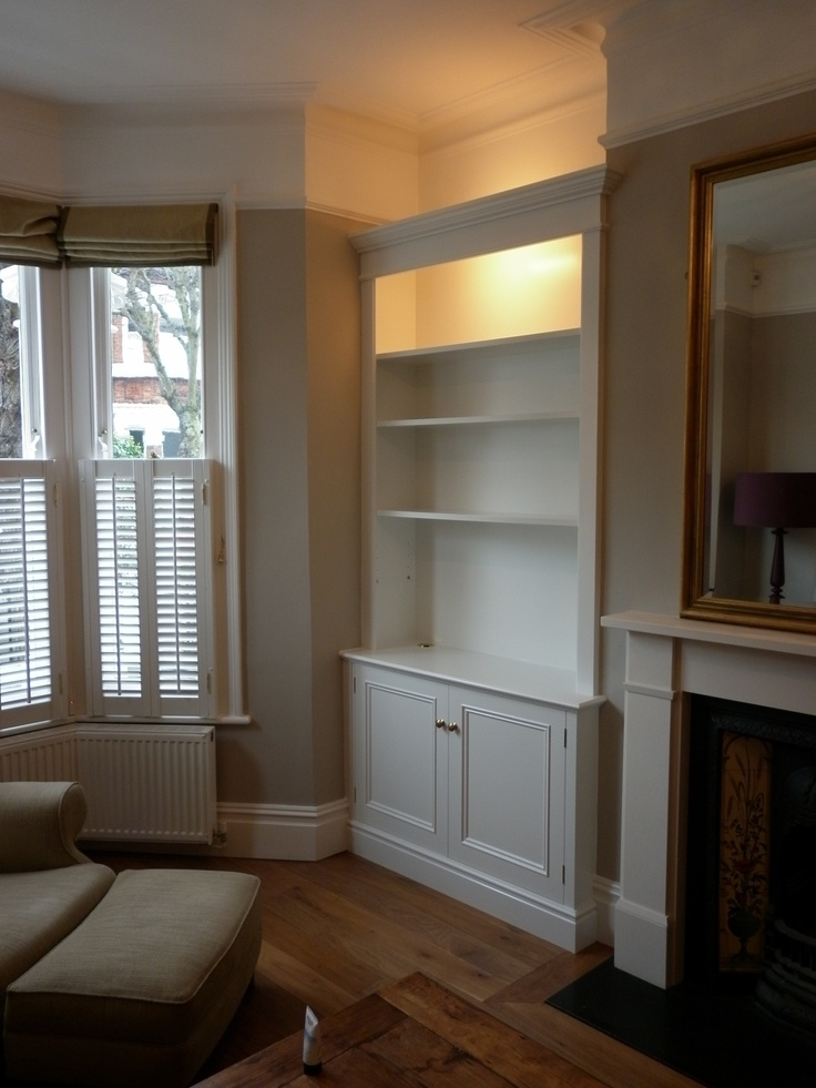 Famous Alcove Wardrobes Designs In 22 Best Period Alcoves Images On Pinterest (View 7 of 15)