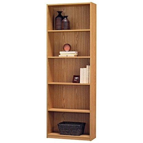 2020 Best Of Ameriwood 5 Shelf Bookcases