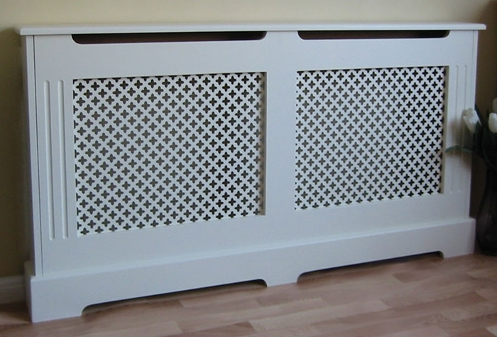 Famous Best Radiators: White Radiator Covers Throughout Radiator Cupboards (View 5 of 15)