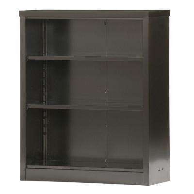 Famous Black Bookcases For Black – Bookcases – Home Office Furniture – The Home Depot (View 14 of 15)