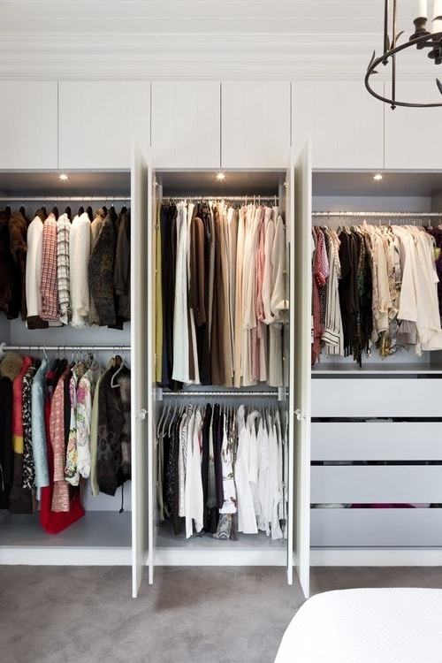 Featured Photo of Double Rail Wardrobe