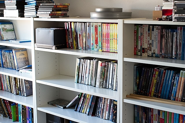 Famous Hey, Billy – Making It Lovely With Regard To Dvd Bookcases (View 8 of 15)