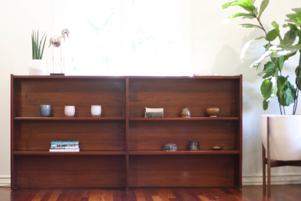 Famous Mid Century Bookcases Inside Mid Century Modern Bookcase $350 — Mid And Mod (View 15 of 15)