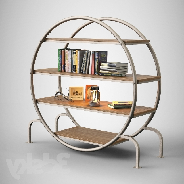 Famous Round Bookcases With Regard To Awesome Bookcases Pictures Best Inspiration Home Round Bookshelf (View 5 of 15)