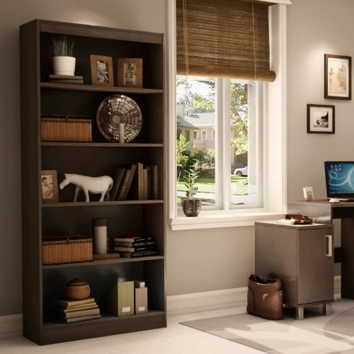 Featured Photo of South Shore Axess Collection 5 Shelf Bookcases