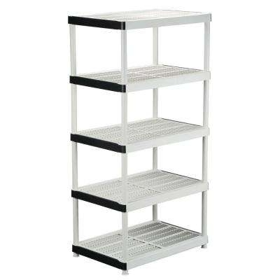 Famous Storage Shelving Units With Regard To Garage Shelves & Racks – Garage Storage – The Home Depot (View 5 of 15)