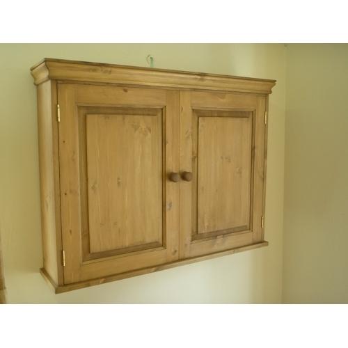 Fashionable 2 Door Wall Cupboard. W90Cm (View 5 of 15)