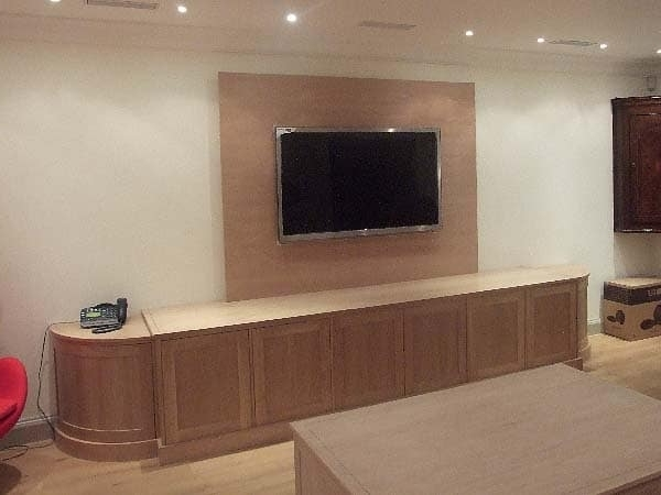 Fashionable Bespoke Tv And Av Media Units – Adur Woodworks For Bespoke Tv Cabinet (View 15 of 15)