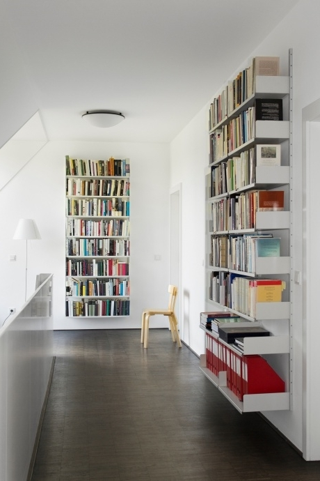 Fashionable Book Shelves (View 15 of 15)
