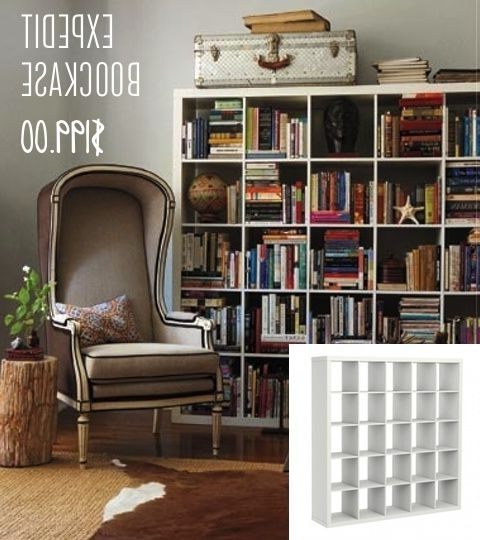 Fashionable Expedit Bookcases Intended For 59 Best Home Library/expedit Bookcase Inspirations Images On (View 9 of 15)