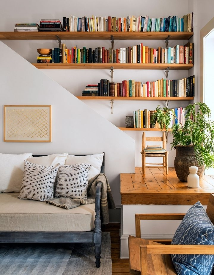 Fashionable Family Room Bookcases Inside Arhaus Spencer Bookcase Bookshelf Decorating Ideas Pinterest (View 10 of 15)