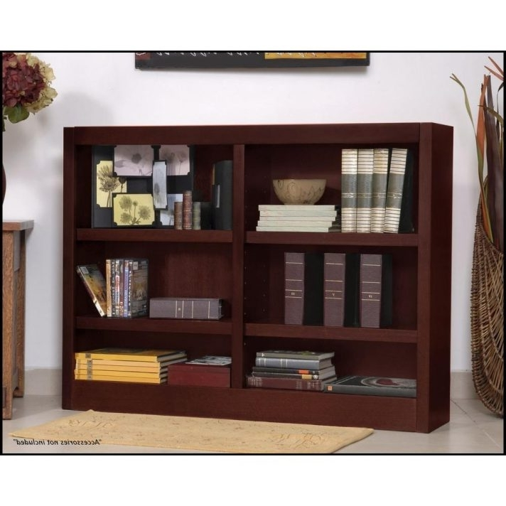 Fashionable Shelf Bookcase Bookcases Espresso Kansas City Thick Shelves White Pertaining To 6 Shelf Bookcases (View 8 of 15)
