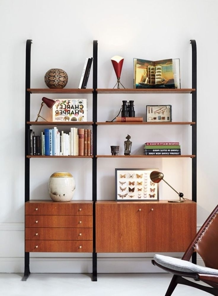 Fashionable The 25 Best Mid Century Modern Bookcase Ideas On Pinterest Intended For Mid Century Modern Bookcases (View 3 of 15)