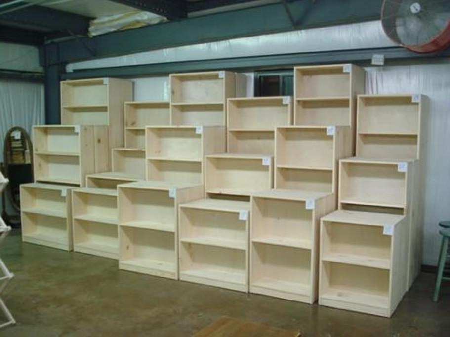 Fashionable Unfinished Bookcase With Glass Doors : Doherty House – Unfinished Pertaining To Unfinished Bookcases (View 5 of 15)