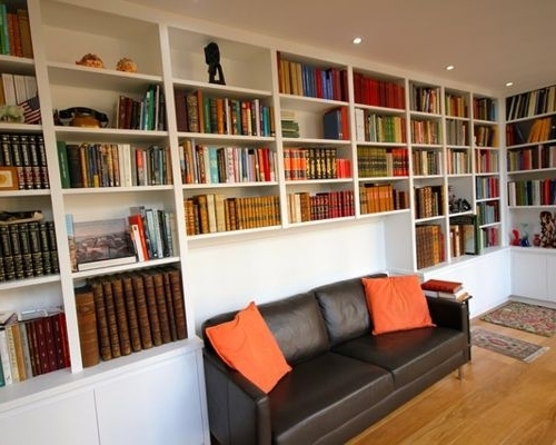 Favorite Bespoke Bookcases In Bespoke Bookcases (View 7 of 15)
