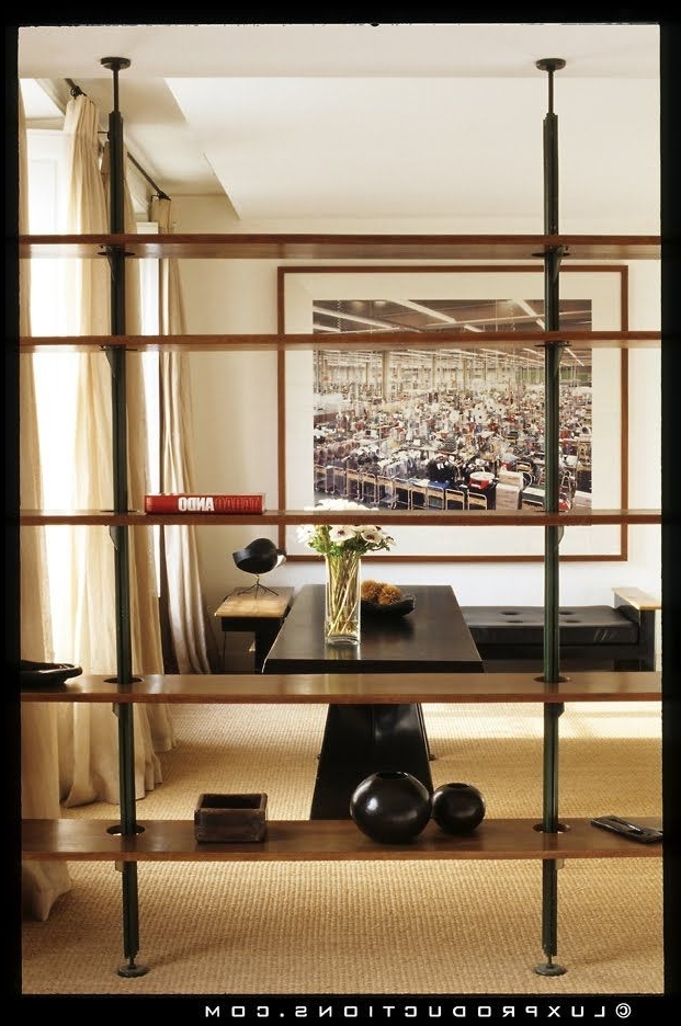 Favorite Bookcase Room Dividers – Home Imageneitor Throughout Bookcases Room Dividers (View 9 of 15)