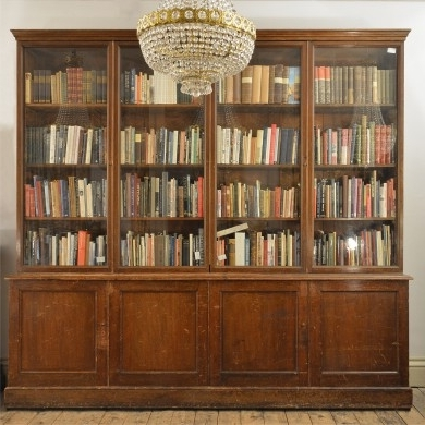 Favorite Bookcases Ideas: Large Bookcases And Bookshelves Shop The Best For Large Wooden Bookcases (View 4 of 15)