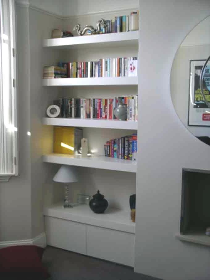 Favorite Built In Cupboards Bespoke Designpeter Henderson Furniture Regarding Built In Cupboard Shelving (View 7 of 15)