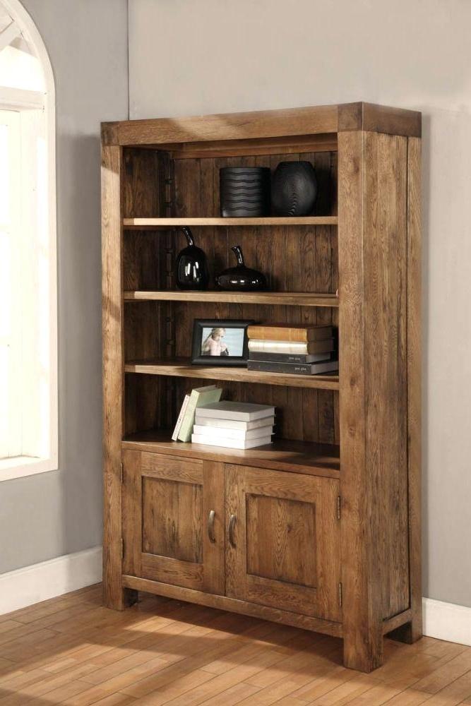 Favorite Corner Oak Bookcase X Solid Oak Mission Spindle Bookcases Oak Throughout Corner Oak Bookcases (View 12 of 15)