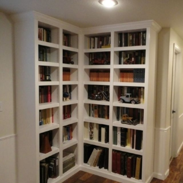 Favorite Custom Bookcases (View 8 of 15)