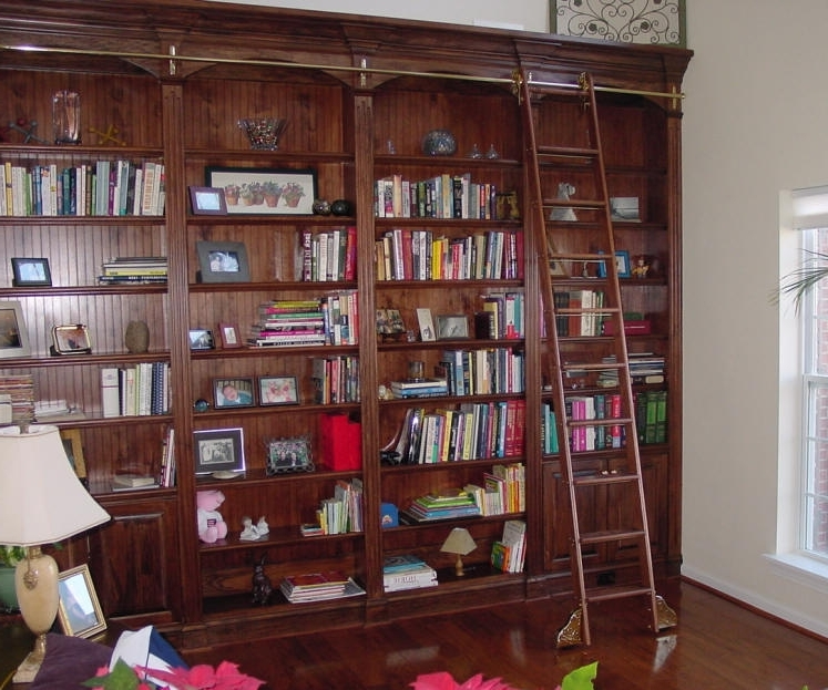 Favorite Library Bookshelves For Home Design A Striking Shelves And For Library Shelves For Home (View 3 of 15)
